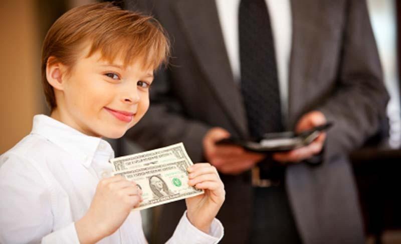 Являются ли деньги полученные от родителей доходом
