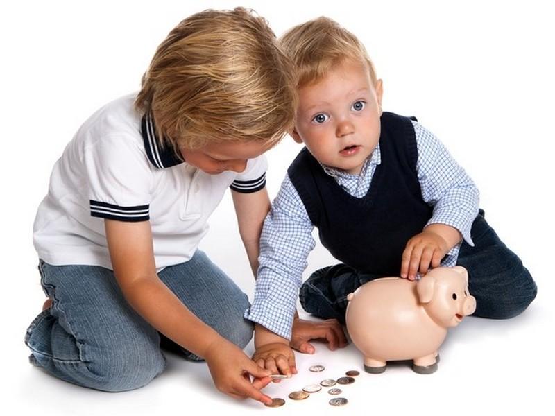 сколько платить алиментов на двоих детей если не работаешь - фото 2